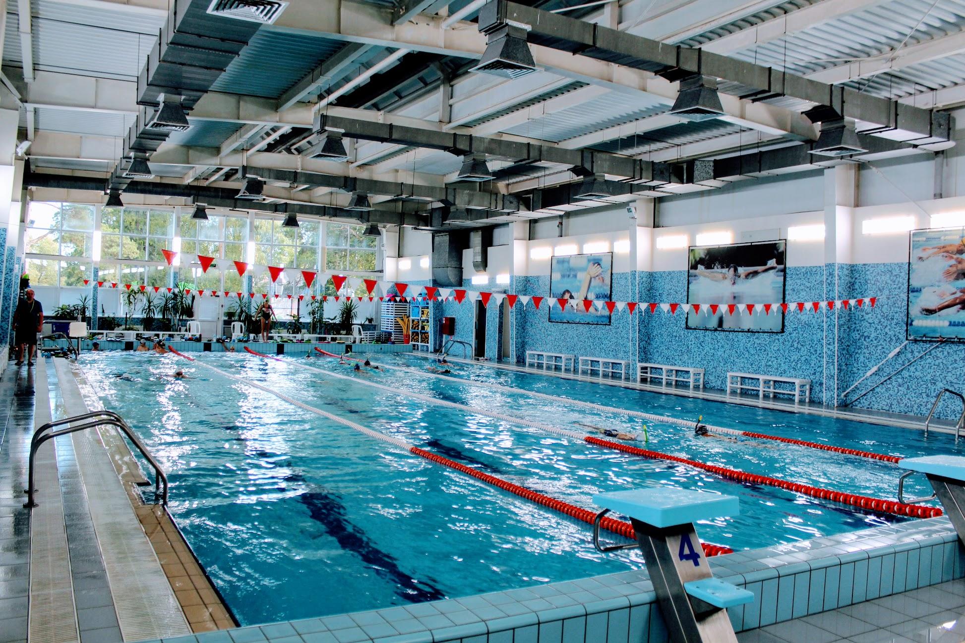 Соревнования по плаванию «Спринтер»