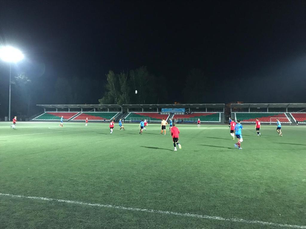 Первенство Наро-Фоминского городского округа по футболу среди юношей. Нара 2-Юность Селятино