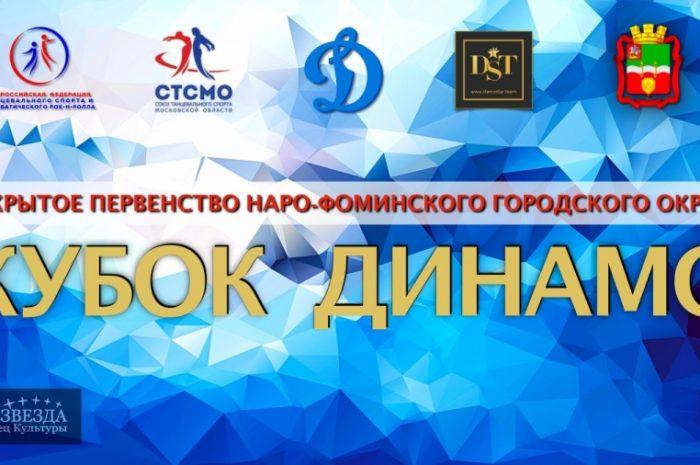 Кубок Динамо 2019
