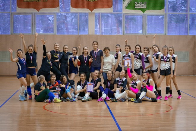 Чемпионат Наро-Фоминского городского округа 2020 года по волейболу среди женских команд