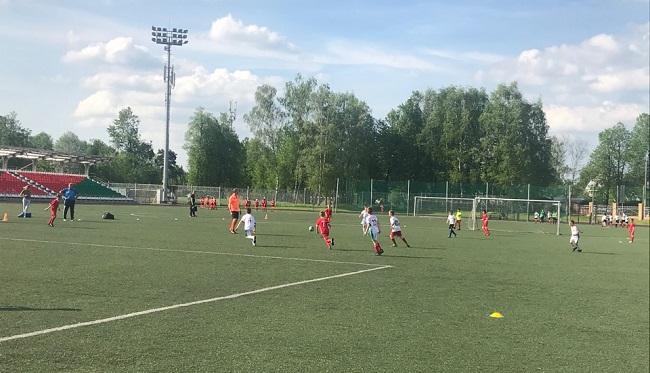 2-й тур Первенства Наро-Фоминского городского округа по футболу