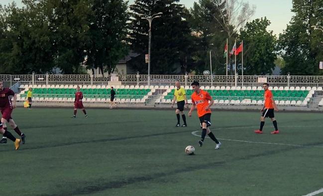 Игра в рамках Первенства Наро-Фоминского городского округа