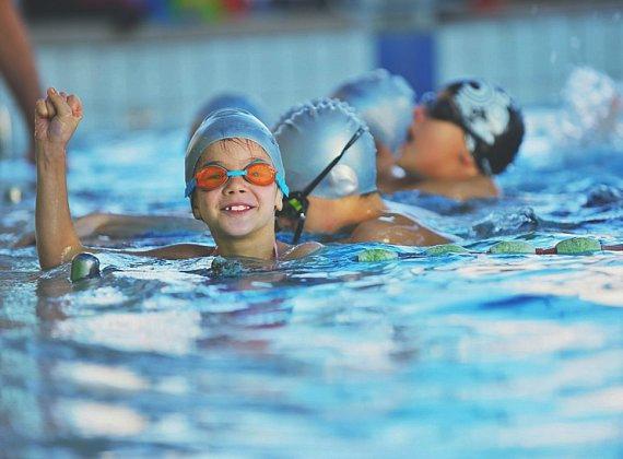 «Научись плавать!»