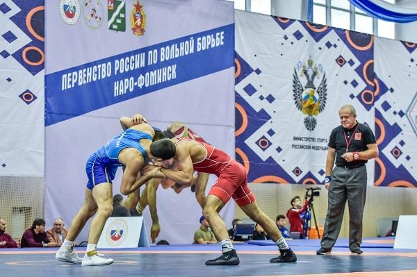 Первенство России по вольной борьбе U-23