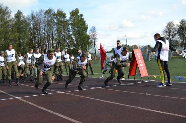 Открытый Чемпионат Первой гвардейской танковой армии по военно-прикладному спорту