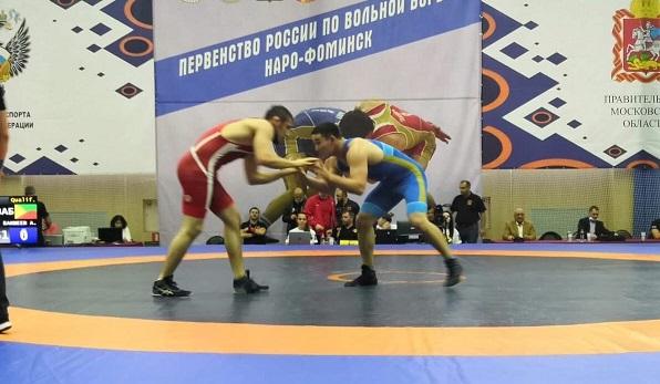 Первенство России по вольной борьбе