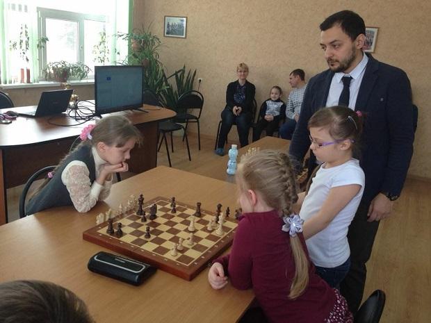 Набор в группу по шахматам
